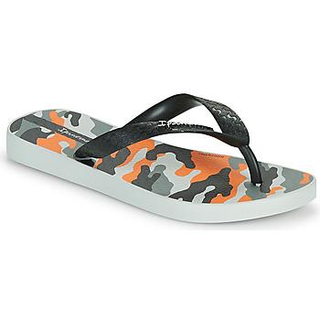 Schuhe Kinder Zehensandalen Ipanema IPANEMA CLASSIC IX KIDS Grau / Orange