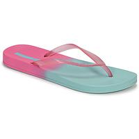 Schuhe Damen Zehensandalen Ipanema IPANEMA COLORFUL FEM Blau