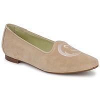 Chaussures Femme Mocassins Stephane Gontard CALK Beige