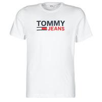Vêtements Homme T-shirts manches courtes Tommy Jeans TJM CORP LOGO TEE