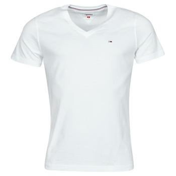 Abbigliamento Uomo T-shirt maniche corte Tommy Jeans TJM ORIGINAL JERSEY TEE V NECK