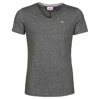 Abbigliamento Uomo T-shirt maniche corte Tommy Jeans TJM SLIM JASPE V NECK