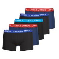 Sous-vêtements Homme Boxers Jack & Jones JACLEE X5