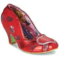 Chaussures Femme Escarpins Irregular Choice HEART ON YOUR SLEEVE