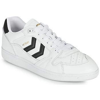 Schuhe Herren Sneaker Low Hummel HB TEAM Weiß