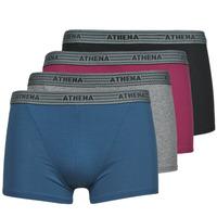 Sous-vêtements Homme Boxers Athena BASIC COTON  X4