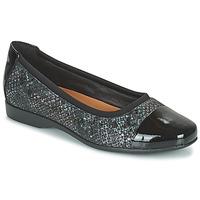 Chaussures Femme Ballerines / babies Clarks UN DARCEY CAP2