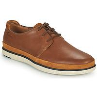 Schuhe Herren Derby-Schuhe Clarks BRATTON LACE Braun,