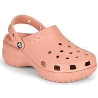 Chaussures Femme Sabots Crocs CLASSIC PLATFORM CLOG W