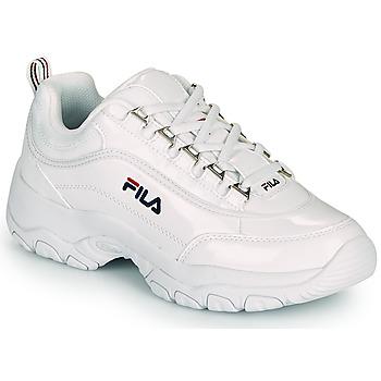 Schuhe Damen Sneaker Low Fila STRADA F WMN Weiß