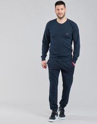 Abbigliamento Uomo Tuta Emporio Armani STRETCH TERRY