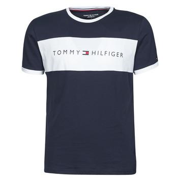 Abbigliamento Uomo T-shirt maniche corte Tommy Hilfiger CN SS TEE LOGO FLAG