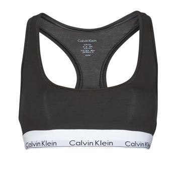 Sous-vêtements Femme Brassières Calvin Klein Jeans MODERN COTTON UNLINED BRALETTE