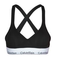 Sous-vêtements Femme Brassières Calvin Klein Jeans MODERN COTTON BRALETTE LIFT