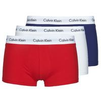 Sous-vêtements Homme Boxers Calvin Klein Jeans RISE TRUNK X3
