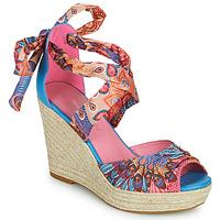 Schuhe Damen Sandalen / Sandaletten Moony Mood EFIRNIL