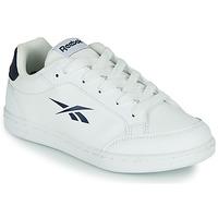 Schuhe Kinder Sneaker Low Reebok Classic REEBOK ROYAL VECTOR SMASH Weiß / Blau