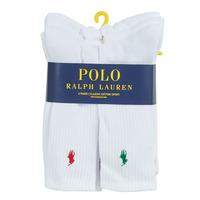 Accessoires Homme Chaussettes Polo Ralph Lauren ASX110 6 PACK COTTON