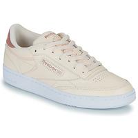 Schuhe Damen Sneaker Low Reebok Classic CLUB C 85