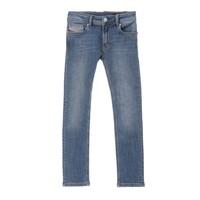 Abbigliamento Bambino Jeans skynny Diesel SLEENKER