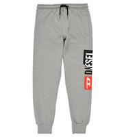 Kleidung Jungen Jogginghosen Diesel PCUTY Grau