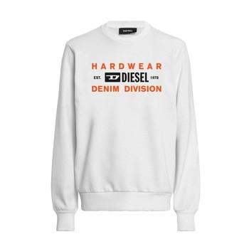 Kleidung Jungen Sweatshirts Diesel SGIRKK10 Weiß