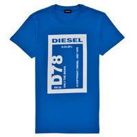 Vêtements Garçon T-shirts manches courtes Diesel TFULL78
