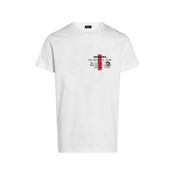 Abbigliamento Bambino T-shirt maniche corte Diesel TDIEGOS