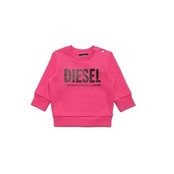 Vêtements Fille Sweats Diesel SCREWDIVISION LOGOB