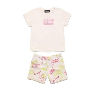 Kleidung Mädchen Kleider & Outfits Diesel SILLIN Bunt