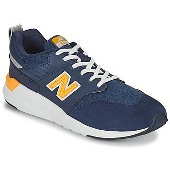 Schuhe Jungen Sneaker Low New Balance YS009 Blau