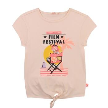 Kleidung Mädchen T-Shirts Billieblush / Billybandit U15852-44F