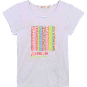 Vêtements Fille T-shirts manches courtes Billieblush / Billybandit U15857-10B
