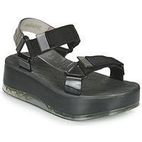 Schuhe Damen Sandalen / Sandaletten Melissa PAPETE PLATFORM + RIDER