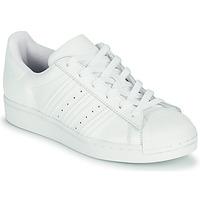 Chaussures Enfant Baskets basses adidas Originals SUPERSTAR J