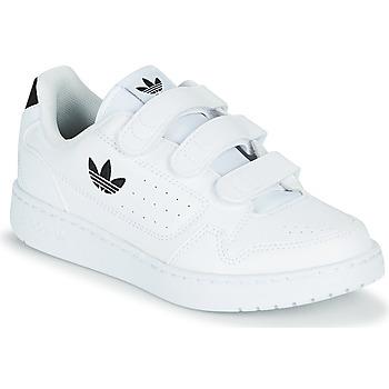 Scarpe Unisex bambino Sneakers basse adidas Originals NY 92 CF I