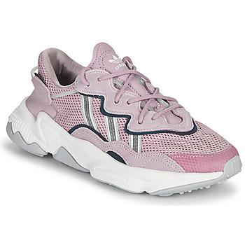 Schuhe Damen Sneaker Low adidas Originals OZWEEGO W