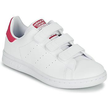 Scarpe Bambina Sneakers basse adidas Originals STAN SMITH CF C SUSTAINABLE