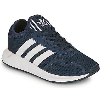 Scarpe Unisex bambino Sneakers basse adidas Originals SWIFT RUN X C