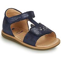 Chaussures Fille Sandales et Nu-pieds Shoo Pom TITY MIAOU