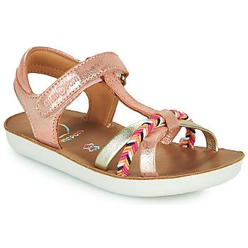 Chaussures Fille Sandales et Nu-pieds Shoo Pom GOA SALOME