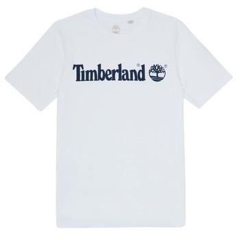 Vêtements Garçon T-shirts manches courtes Timberland FONTANA