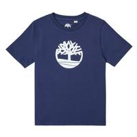 Abbigliamento Bambino T-shirt maniche corte Timberland TRISTA