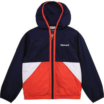 Abbigliamento Bambino giacca a vento Timberland COPPO