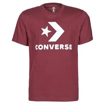 Vêtements Homme T-shirts manches courtes Converse STAR CHEVRON TEE