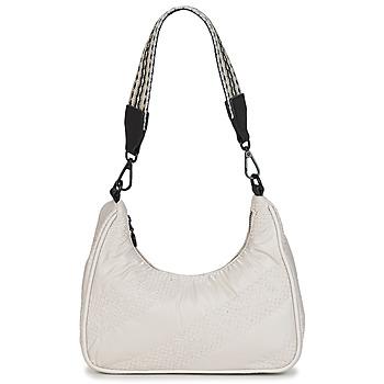 Taschen Damen Umhängetaschen Desigual BOLS_TAIPEI MEDLEY Weiß