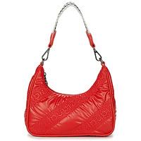 Taschen Damen Umhängetaschen Desigual BOLS_TAIPEI MEDLEY Rot
