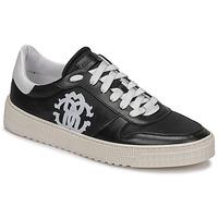 Schuhe Herren Sneaker Low Roberto Cavalli GEL