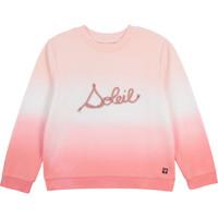 Kleidung Mädchen Sweatshirts Carrément Beau Y15373-N44 Weiß