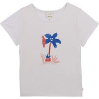 Kleidung Mädchen T-Shirts Carrément Beau Y15383-10B Weiß